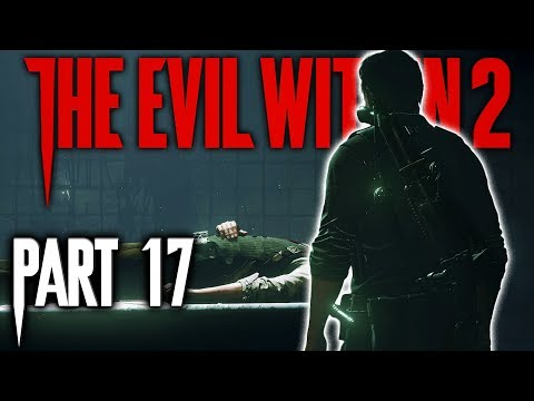 The Evil Within 2 — Part 17 | FACING ANIMA & THE REVOLVER | Gameplay Walkthrough PS4