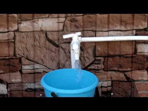 Капитальный ремонт артезианской скважины