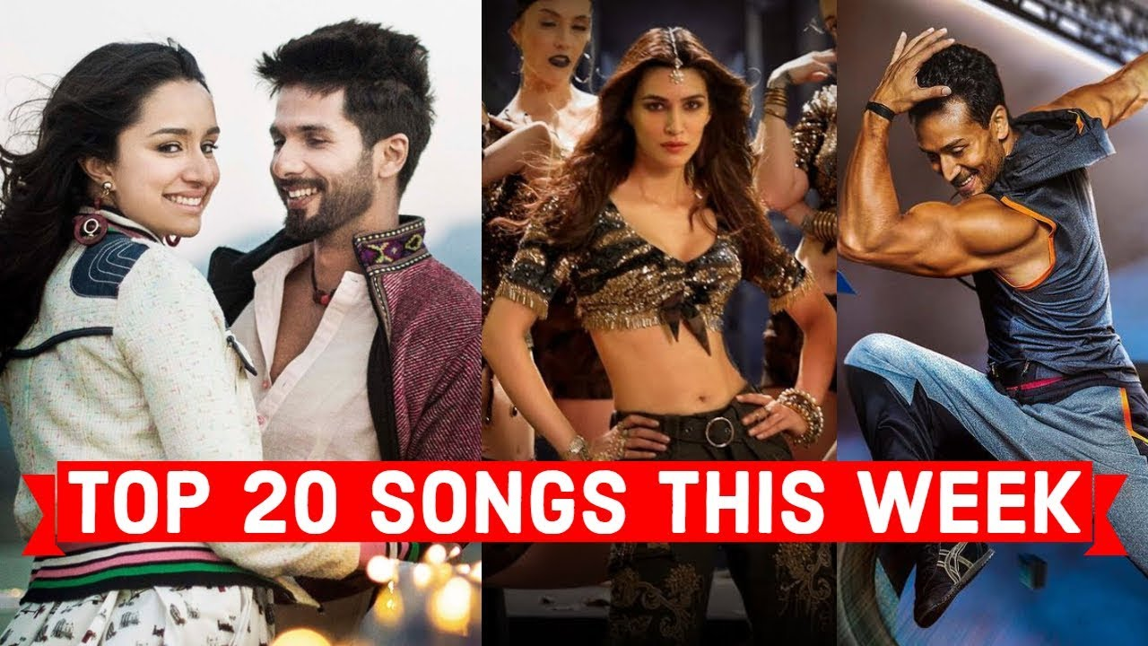 Download Top 20 Songs This Week Bollywood 2018 July 22 ...