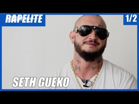 Seth Gueko : « Il y a des mecs qui sont en maternelle de la punchline, d'autres en master class »