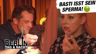 Berlin - Tag & Nacht - EKELHAFT! Basti isst sein Sperma! #1568 - RTL II
