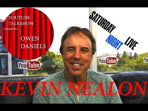 KEVIN NEALON - YouTube TalkShow With Owen Daniels