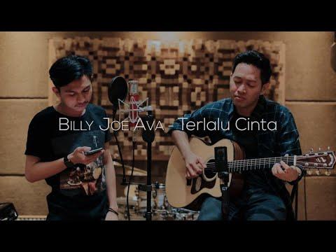 Rossa - Terlalu Cinta  ( Live Cover ) Billy Joe Ava Ft. Audree Dewangga