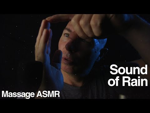 ASMR Sound of Rain 2 - Imitated Rain Sound 1.5 Hours