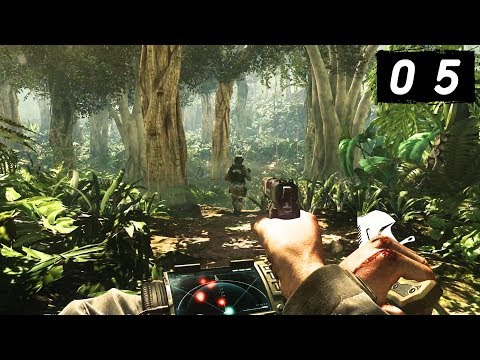 Call of Duty Ghosts Campaign - Part 5 - Amazon Rain Forest