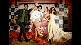 Sonu Ke Titu Ki Sweety Cast Funny Dance On Dil Chori Yo Yo Honey Singh Son Kartik Aryan Nushrat