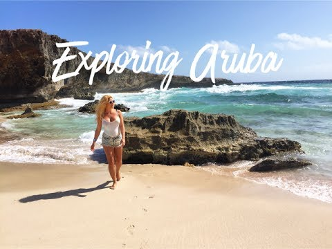 Aruba Vlog Adventure #2: Exploring Aruba On Jeeps - National Park
