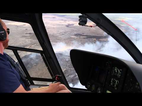 Kilauea Volcano Helicopter Tour