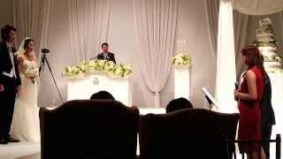[결혼식 축가] 하나님의 은혜 2중창