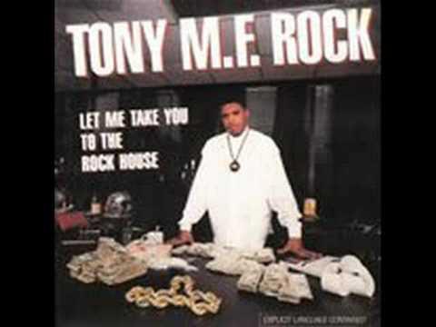 Tony M.F. Rock - She Put Me In A Trance