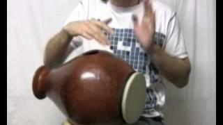 Udu drum - Tinaja por tangos