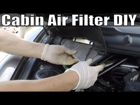 How to replace Cabin Air Filter on Porsche 911, Boxster & Cayman (997 & 987 DIY Tutorial)