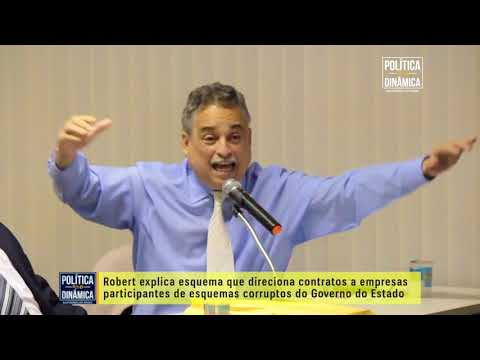 JOÃO RODRIGUES PEDIU PROPINA Marcos Melo Política Dinâmica
