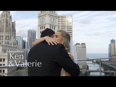 Trump Chicago Wedding Video
