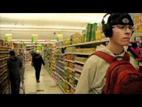 "Sociology Norm Experiment : ""Backwards Walking Man"""
