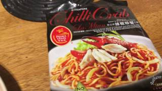Prima Taste - Singapore Chilli Crab - Noodle in sweet and spicy seafood review