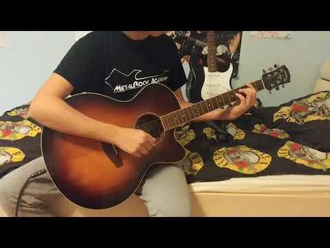 Hotel California - Acoustic guitar cover mp3