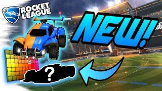 Rocket League Update: HUGE CUSTOMIZATION/TRADING CHANGES! Tournaments Update/Switch News (Gameplay)