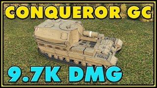 World of Tanks | Conqueror GC - 6 Kills - 9.7K Damage