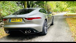 New Jaguar F-Type P450 review. Why this is a half-price Aston V8 Vantage.