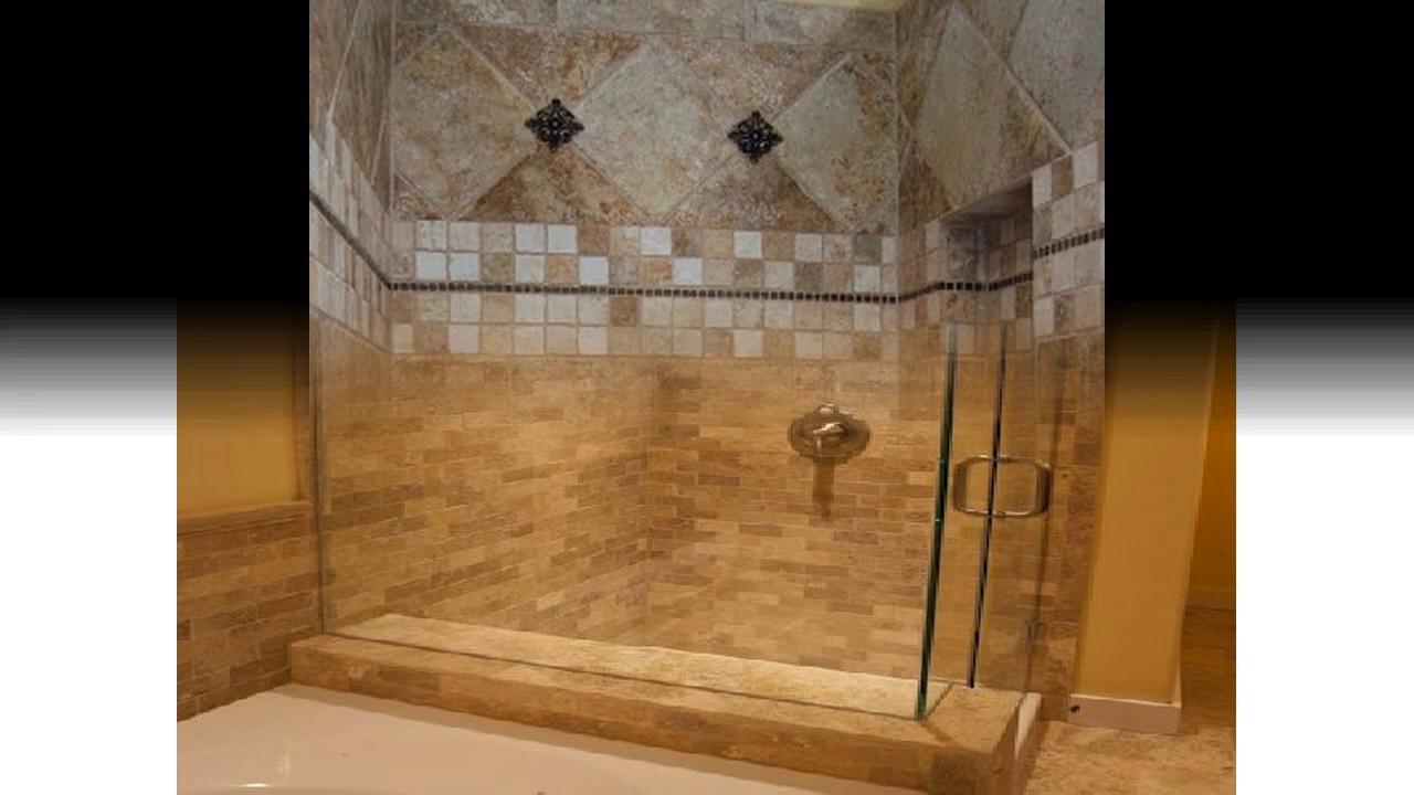 Dise o de azulejos de ducha de ba o youtube - Azulejos para ducha ...