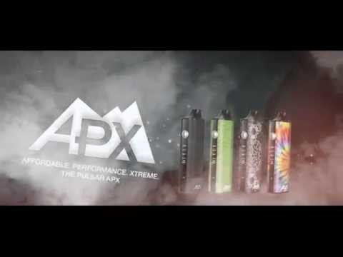 Pulsar APX Vaporizer for Dry Herb, Wax and eLiquid