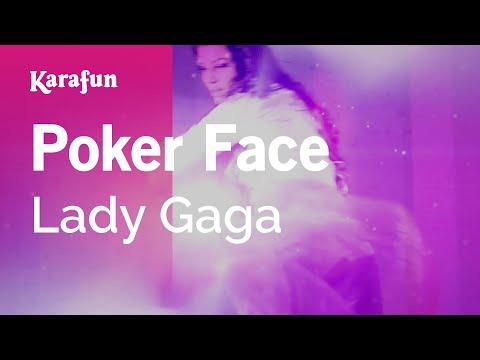 Karaoke Poker Face  Lady Gaga *