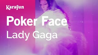 Karaoke Poker Face - Lady Gaga *