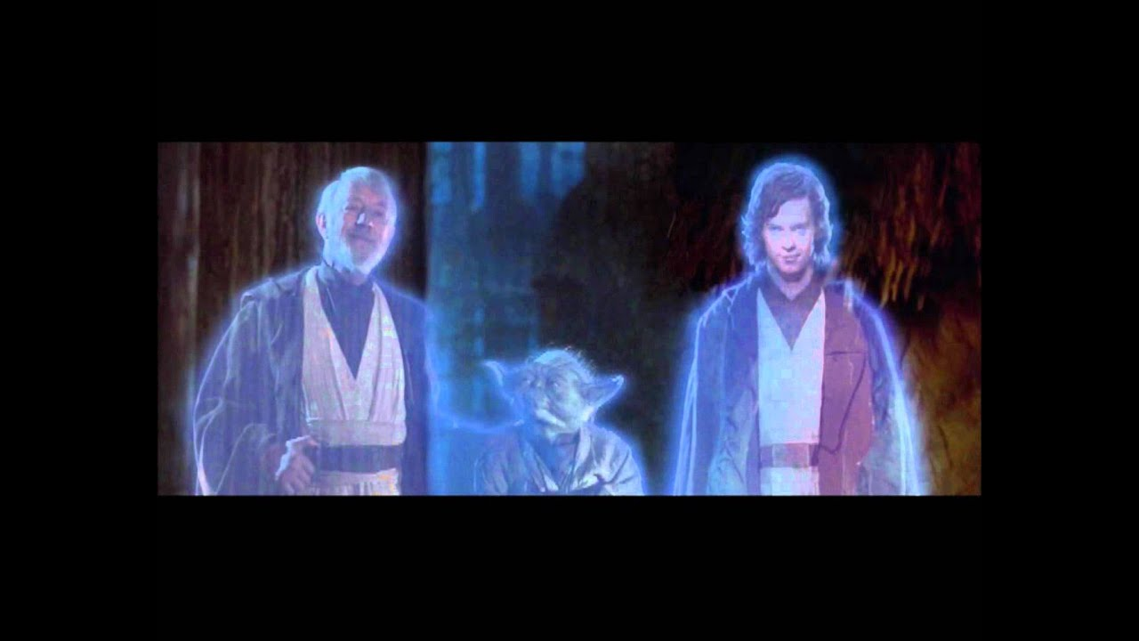 original ending return of the jedi