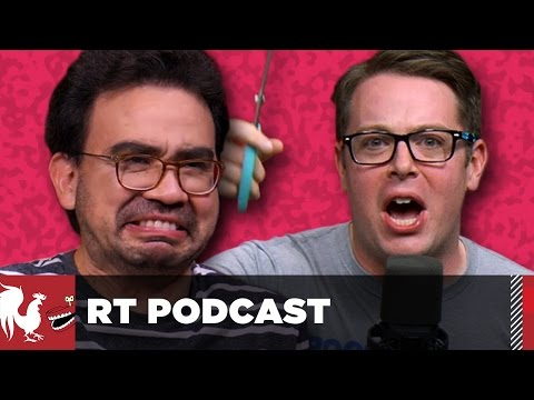 RT Podcast: Ep. 389 - Greg Miller: Mr. Hard Nips 2016