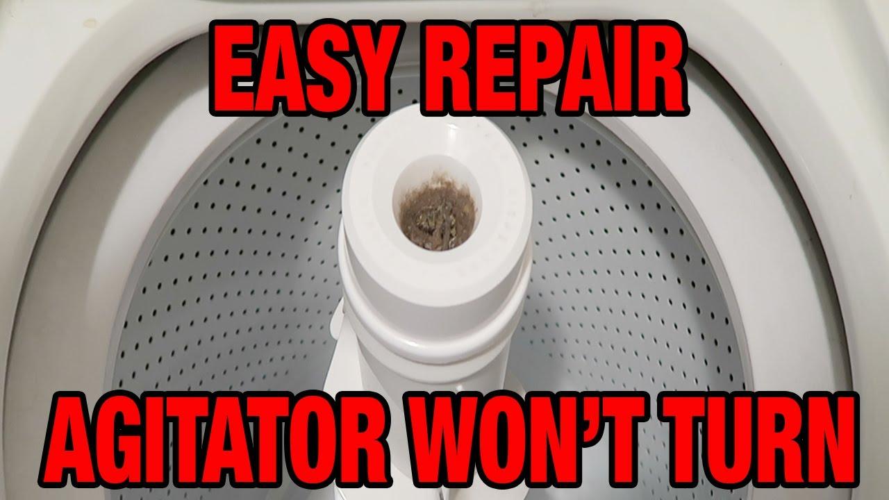 The Original Mechanic: How to fix an upper agitator