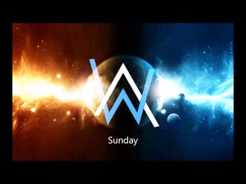 Alan Walker - Sunday ( From Live Stream) New song !!!!!