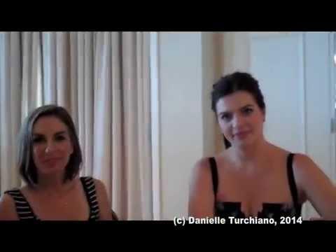 Dannah Phirman, Danielle Schneider, & Casey Wilson talk