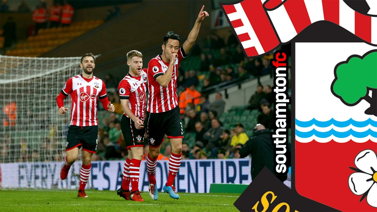 GOALS: Norwich 2-2 Southampton (Emirates FA Cup third-round)