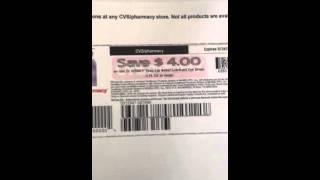Visine coupon alert Thumbnail