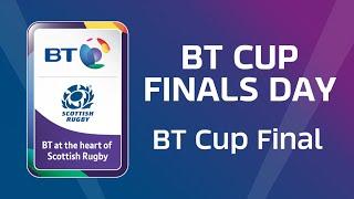 BT Cup Final: Melrose v Heriot's thumbnail