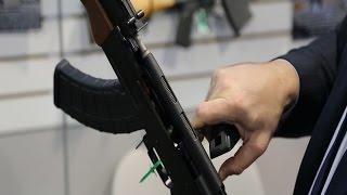 Century Arms RAS47 & C39v2 AK-47 Rifle Review || SHOT Show 2015