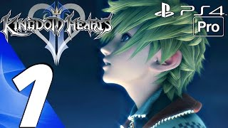 Kingdom Hearts 2 HD - Gameplay Walkthrough Part 1 - Prologue (PS4 PRO) KH 1.5 + 2.5