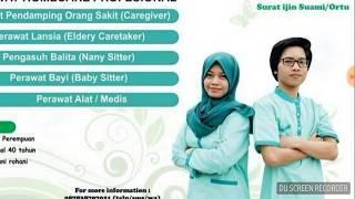 Lowongan Kerja Terbaru Perawat Homecare Profesional