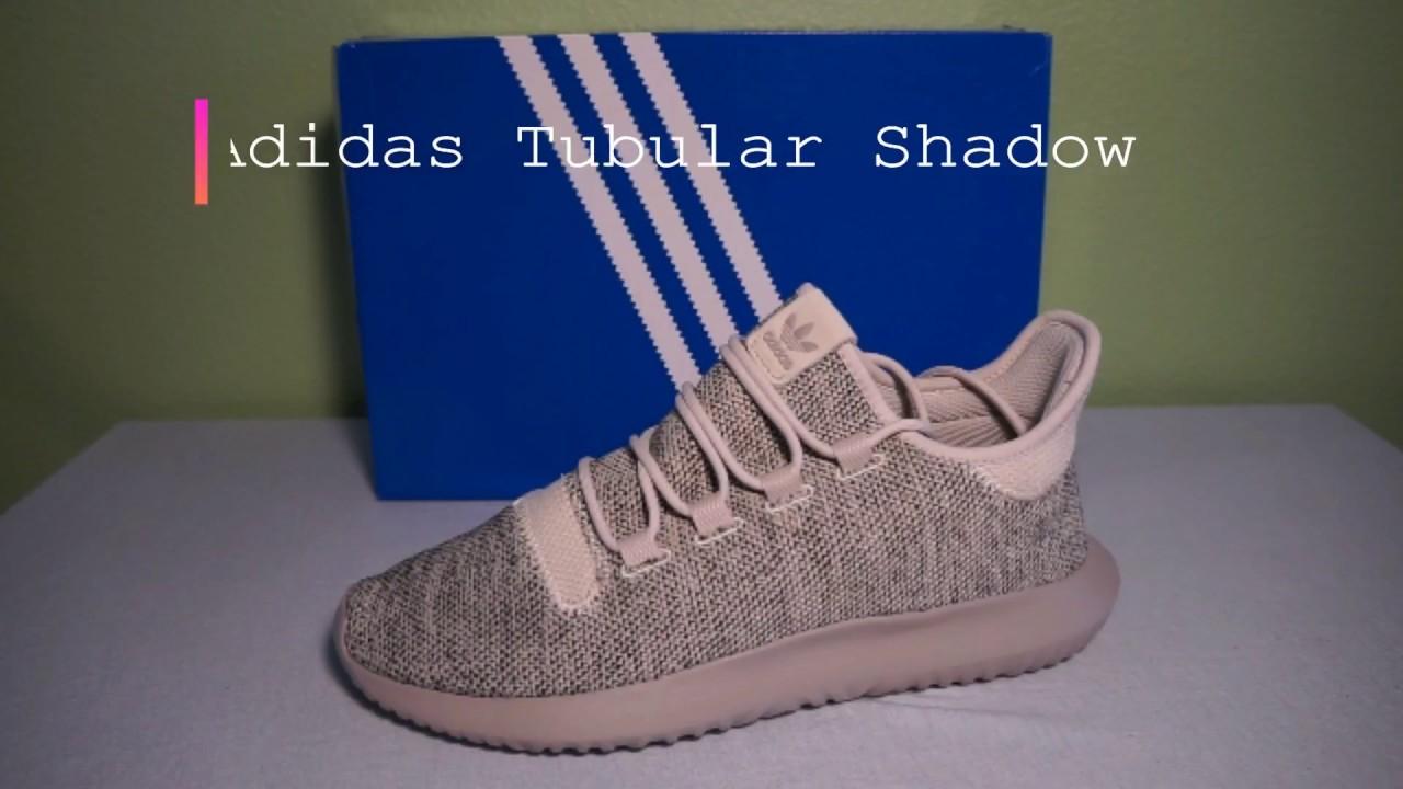 adidas tubular shadow rosse