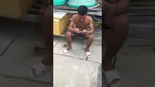 LIÊN QUÂN MOBILE   Thanh Niên Leo Rank Thua Đập Nát Điện Thoại