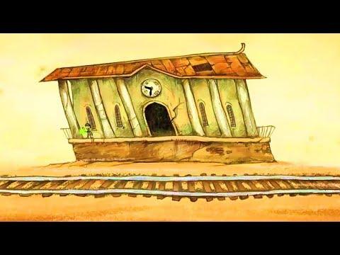 Станционный смотритель - мультфильм