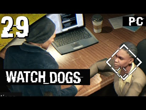 Mr. Odd - Let's Play Watch Dogs [PC] - Part 29 - The Future is in Bloom