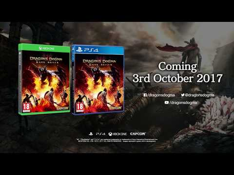 Dragon's Dogma: Dark Arisen - Comparison Video #2