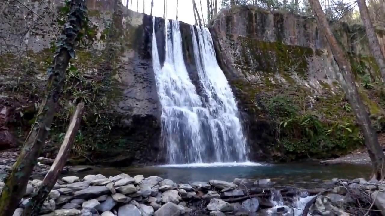 Resultado de imagen de Las cascadas de Bolintxu (Bilbao)