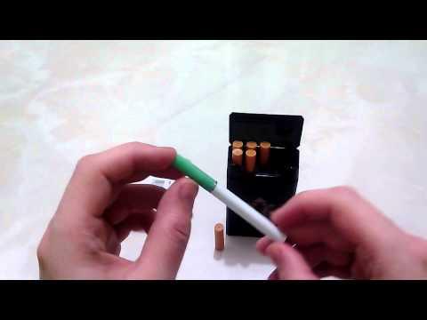 Обзор на электронные сигареты