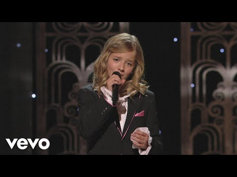 Jackie Evancho - Se (from Music of the Movies)