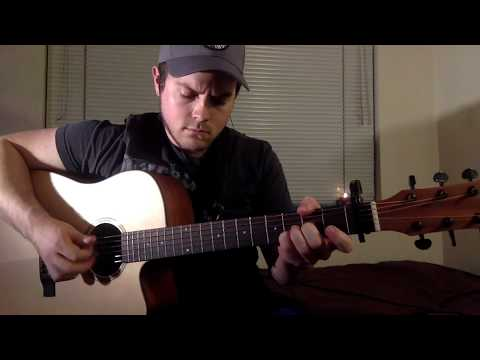Aquatic Ambience - David Wise (Fingerstyle Cover) Daniel James Guitar