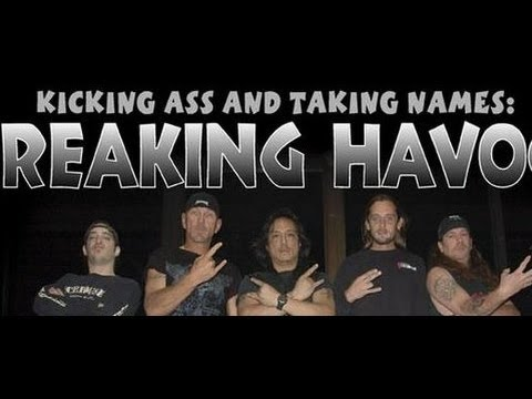 Reaking Havoc original, Hallowed Ground