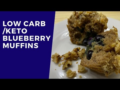 low-carb-keto-recipe:-low-carb/keto-blueberry-muffins